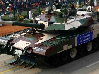 Arjun-Main-battle-tank