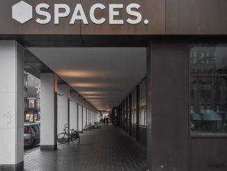 Spaces, Vijzelstraat, Amsterdam, The Netherlands