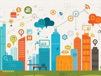 Digital City - Illustration