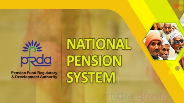 How to open a new pension system account.