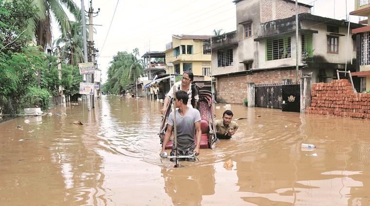 Heavy rains kills 11 in Kerala; flood, water-logging displaces around 2,000 families across state