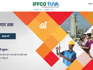 IFFCO's portal