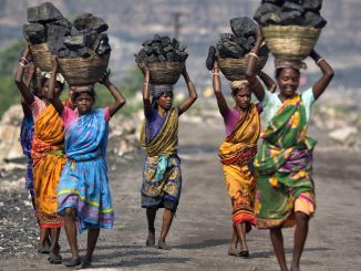 India's female labour force is declining