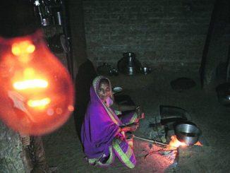 electricity village