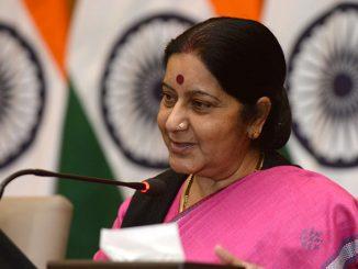 Sushama Swaraj