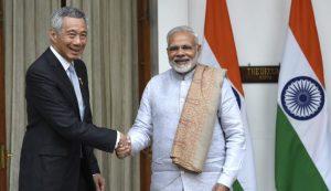 India Singapore