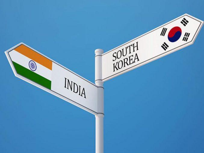 India South Korea
