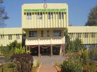 Telangana agriculture university