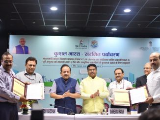 Environment, Skill Development Ministries sign MoU to train one lakh RAC service technicians