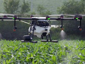 Govt drones to verify farmland cropping