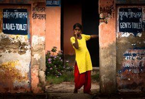 Toilets needed to bridge gender disparity in India's urban workforce