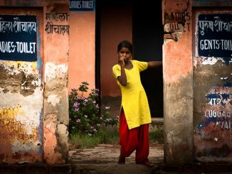 Toilets needed to bridge gender disparity in India's urban workforce