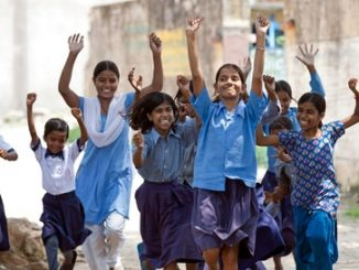 school girls health in india