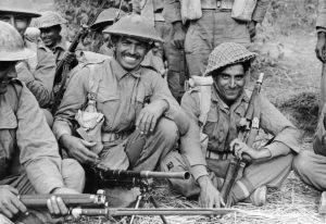 world war 1 indian soldiers