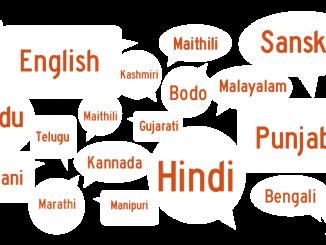 languages in india