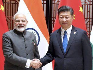 India China  talk