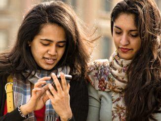 Gender gap in phone access