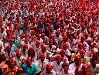 India's Farmers March