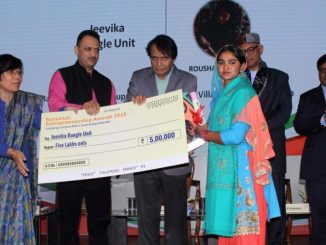 MSDE felicitates 33 entrepreneurs at National Entrepreneurship Awards