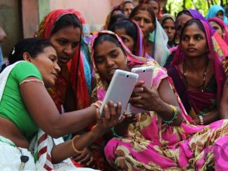 Digitally empowering women in rural India